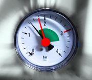 Manometer 34 Zoll Neu - Wasserdruck