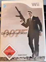 EIN QUANTUM TROST 007 WII
