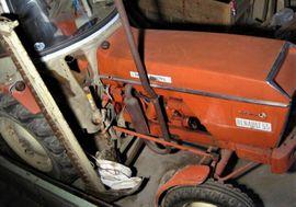 Traktor Oldtimer Renault 55: Kleinanzeigen aus Steinheim - Rubrik Traktoren, Landwirtschaftliche Fahrzeuge