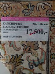 Teppich Seide