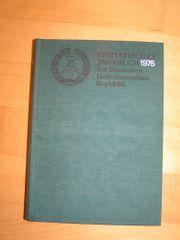 Buich DDR Statistisches Jahrbuch 1975