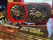 MSI NVIDIA GeForce GTX 1080