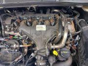Motor Ford S-Max Galaxy 2