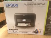 Epson WorkForce WF-2860DWF Multifunktionsgerät Drucker