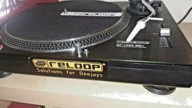DJ TURNTABLE Reloop RP-1000 MK3: Kleinanzeigen aus Leipzig Altlindenau - Rubrik DJ, Disco (Equipment)
