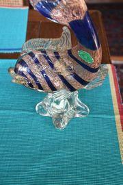 Schöner Fisch aus Murano-Glas