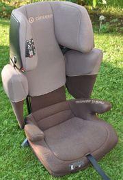 Concord Transformer X-Bag Kindersitz hellbraun