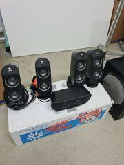 logitech Lautsprecher