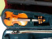 2 Kinder Geigen 1 4