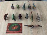 12 Dinosaurier Heft NEU