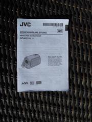 JVC Hard Disk Camcorder Eviro