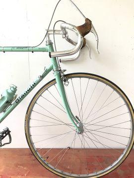 Mountain-Bikes, BMX-Räder, Rennräder - Bianchi Campagnolo Specialissima