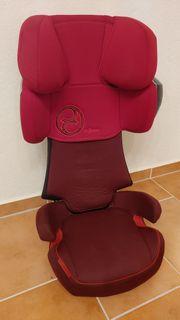 Verkauf Auto-Kindersitz Cybex Solution X2-fix