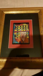 Hundertwasser Bilder Kunstdruck