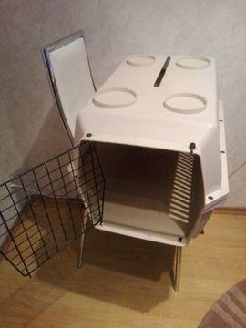 Zubehör für Haustiere - Hundetransportbox