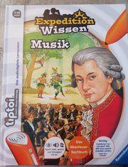 Tiptoi - Buch Musik