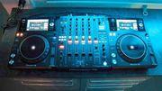 2x XDJ-1000MK2 mit DJM-900NXS2