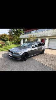 BMW 318d Touring E91