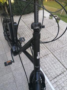 Sonstige Fahrräder - E-Bike Raleigh Leeds 20 Zoll