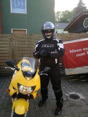 FLM Textil Motorradkombi Gr 60