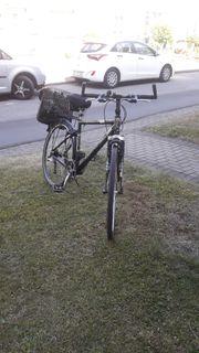 Ein Herren Trekkingräder Reifengroße 28
