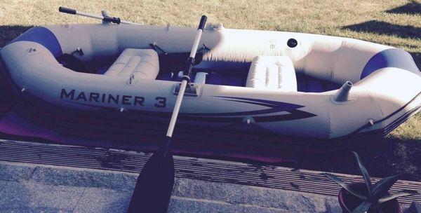 Schlauchboot-Mariner 3 zu verkaufen 2