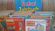 Fix und Foxi Taschenbücher aus