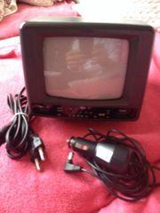 TV 14cm s w für