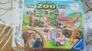 Tiptoi Tier-Set ZOO ohne Stift