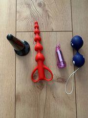 Gebrauchtes Sexspielzeug