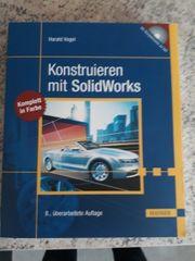 Fachbuch Konstruieren mit Solid Works