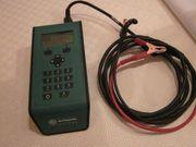 Batterie-Tester BPC-Tool der Fa Gutmann