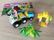 LEGO Friends Stephanies mobile Tierrettung