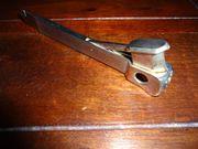 Zigarettenschneider cigarette cutter Edelstahl 15