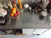 zu verschenken Spülmaschine Gasherd Küchenschrank