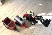 Traktor und Zubehör