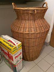 Korbbehälter - Dekorationsstück - Schaufensterdeko - ca 120