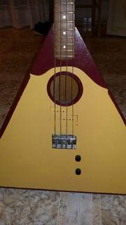 Seiteninstrument Balalaika