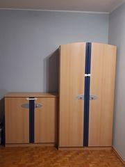 Kinderzimmermöbel Bett Kommode Wickeltisch Kleiderschrank
