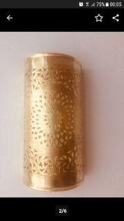 Orientalische Wandlampe