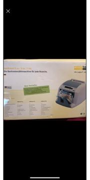 Banknotenzählmaschine Neu