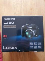 Panasonic Lumix LZ20 Digitalkamera wie