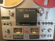 AKAI GX600 DB 4-Spur-Tonbandgerät 22