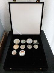 Münzen u Medaillen mit Box