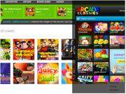 TOP Gaming Webseite mit über