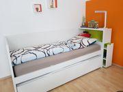 Bett FLAXA von Ikea