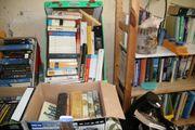 Gebrauchte Bücher großes Konvolut für