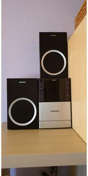 Kompakt-Stereoanlage Grundig inkl Fernbedienung