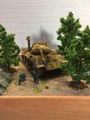 Panzer Diorama 1 35