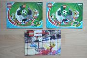 Lego-Anleitungen 3430 3422 3423